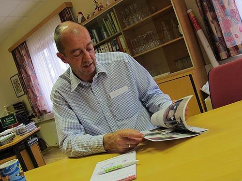 Bürgermeister Robert Schmierdorfer (Albersdorf-Prebuch)