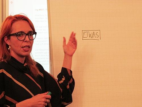 Unternehmerin Kerstin Feirer