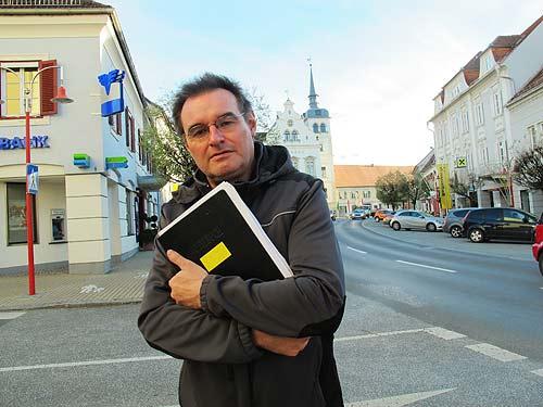Günther Marchner in Gleisdorf