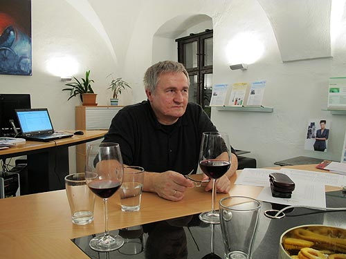 """Ewald Ulrich, Schlüsselperson von """"Fokus Freiberg"""" ist zentraler Kooperationspartner von """"Kunst Ost"""""""