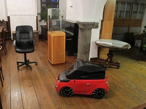 Fiat Lux: Das Artefakt