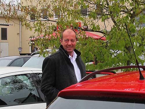 Robert Schmierdorfer, Bürgermeister von Albersdorf-Prebuch