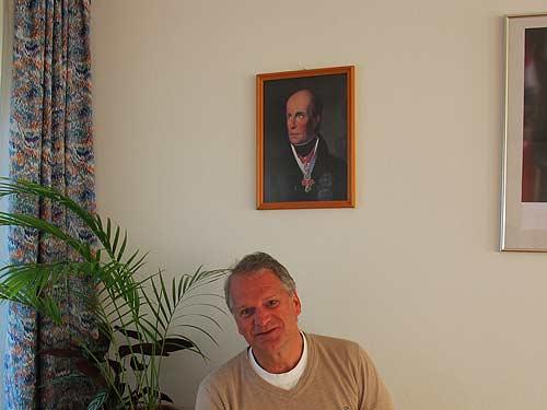 Bürgermeister Peter Moser