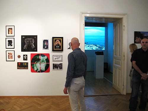 Kooperation als Arbeitsprinzip; hier aktuell mit der Akademie Graz und Künstler Igor F. Petkovic