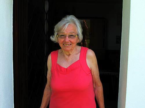 Die Albersdorferin Maria Kaindl