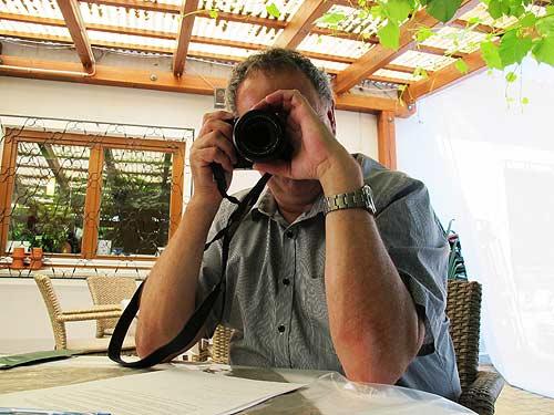 Publizist Helmut Römer