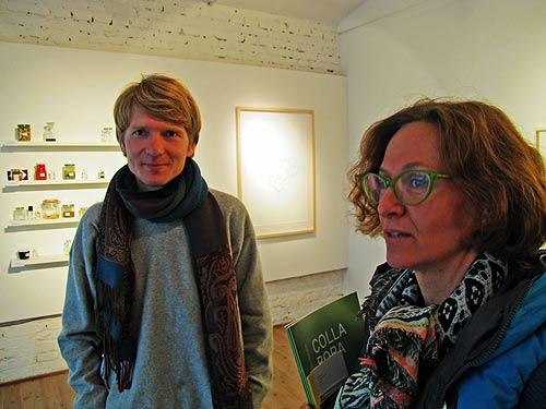 Markus Jeschaunig und Astrid Kury