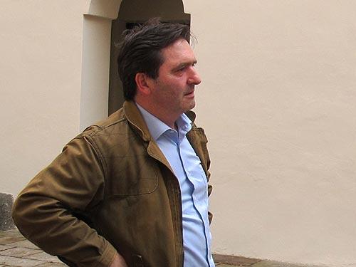 Günther Ludwig, im Landesdienst mit Bereichen der Volkskultur befaßt