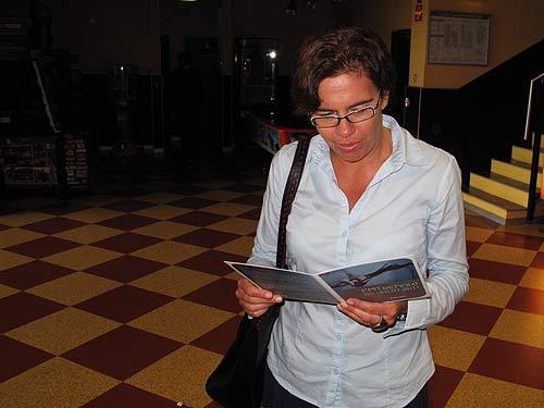 Sandra Kocuvan (Kulturabteilung des Landes Steiermark)