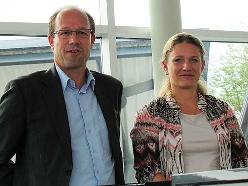 Gerwald Hierzi (Gleisdorfer Kulturbüro) hat seine Mitarbeiterin Katharina Scheidl mit der Begleitung des Kulturpaktes beauftragt