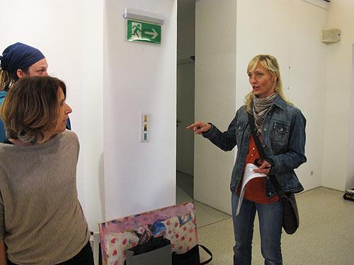 Anneliese Rauscher (links) und Sigrid Meister